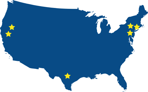 map-with-stars